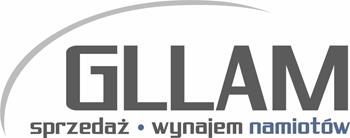 Sprzedaż – wynajem namiotów, GLLAM